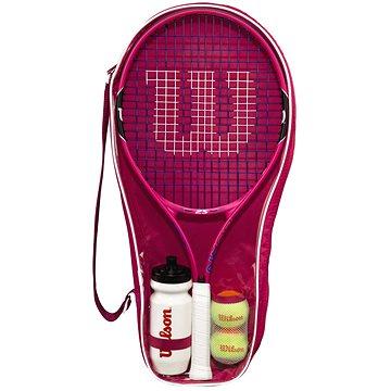 Wilson Burn Pink Starter Kit (887768384319)
