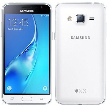 Samsung Galaxy J3 Duos (2016) biely (SM-J320FZWDORX) + ZDARMA Elektronický časopis Interview - SK - 10/2017