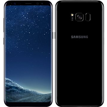 Samsung Galaxy S8+ čierny (SM-G955FZKAORX) + ZDARMA Digitální předplatné PC Revue - Roční předplatné - ZDARMA Digitální předplatné Interview - SK - Roční od ALZY