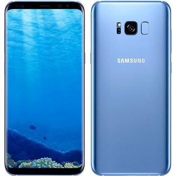 Samsung Galaxy S8 modrý (SM-G950FZBAORX) + ZDARMA Bezpečnostní software Kaspersky Internet Security pro Android pro 1 mobil nebo tablet na 6 měsíců (elektronická licence) Digitální předplatné Interview - SK - Roční od ALZY
