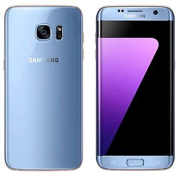 Samsung Galaxy S7 edge modrý (SM-G935FZBAORX) + ZDARMA Digitální předplatné Interview - SK - Roční od ALZY Poukaz Elektronický dárkový poukaz Alza.cz v hodnotě 1000 Kč, platnost do 31/12/2017