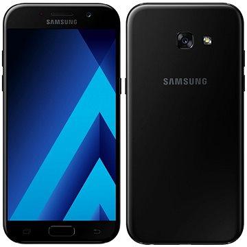 Samsung Galaxy A5 (2017) čierny (SM-A520FZKAORX) + ZDARMA Digitální předplatné Interview - SK - Roční od ALZY