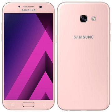Samsung Galaxy A5 (2017) ružový (SM-A520FZIAORX) + ZDARMA Digitální předplatné PC Revue - Roční předplatné - ZDARMA Digitální předplatné Interview - SK - Roční od ALZY