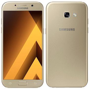 Samsung Galaxy A5 (2017) zlatý (SM-A520FZDAORX)