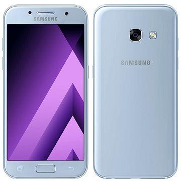 Samsung Galaxy A3 (2017) modrý (SM-A320FZBNORX) + ZDARMA Digitální předplatné Interview - SK - Roční od ALZY