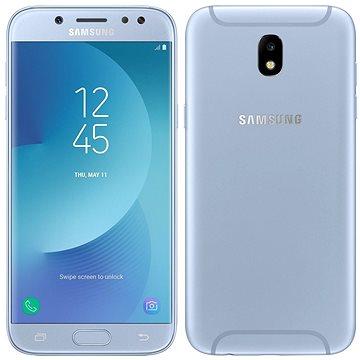 Samsung Galaxy J5 Duos (2017) modrý (SM-J530FZSDORX) + ZDARMA Digitální předplatné PC Revue - Roční předplatné - ZDARMA Digitální předplatné Interview - SK - Roční od ALZY