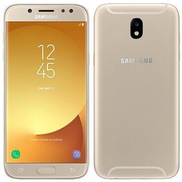 Samsung Galaxy J5 Duos (2017) zlatý (SM-J530FZDDORX) + ZDARMA Digitální předplatné PC Revue - Roční předplatné - ZDARMA Digitální předplatné Interview - SK - Roční od ALZY