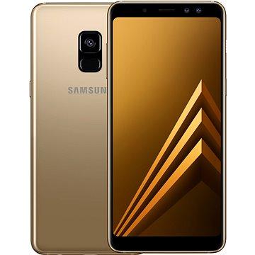 Samsung Galaxy A8 Duos zlatý (SM-A530FZDDORX )