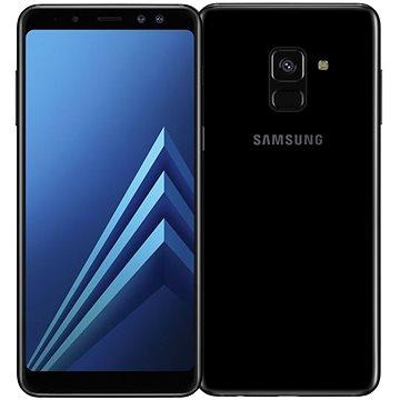 Samsung Galaxy A8 Duos čierny (SM-A530FZKDORX)
