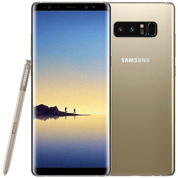 Samsung Galaxy Note8 zlatý (SM-N950FZDDORX) + ZDARMA Bezpečnostní software Kaspersky Internet Security pro Android pro 1 mobil nebo tablet na 6 měsíců (elektronická licence) Digitální předplatné Interview - SK - Roční od ALZY
