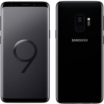 Samsung Galaxy S9 Duos čierny (SM-G960FZKDORX)