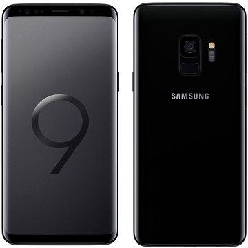 Samsung Galaxy S9 Duos 256GB čierny (SM-G960FZKHORX)