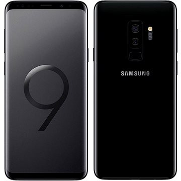 Samsung Galaxy S9+ Duos čierny (SM-G965FZKDORX)