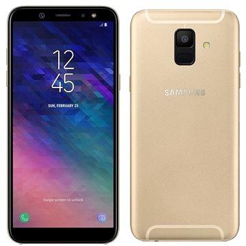 Samsung Galaxy A6 zlatý (SM-A600FZDNORX)