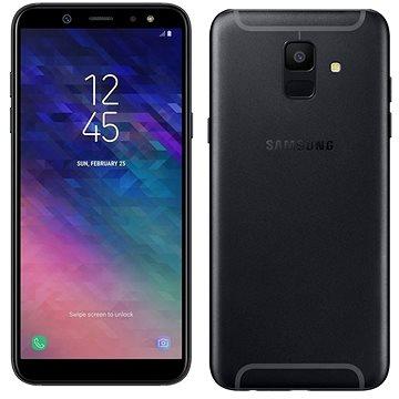 Samsung Galaxy A6 čierný (SM-A600FZKNORX )