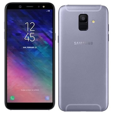 Samsung Galaxy A6 šedý (SM-A600FZVNORX)