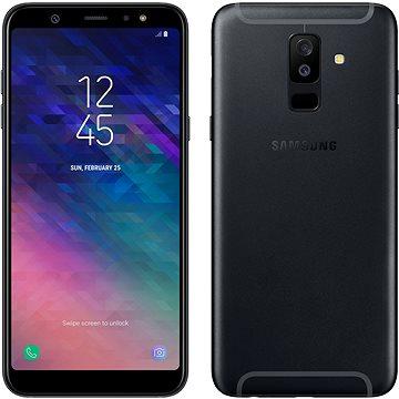 Samsung Galaxy A6+ čierný (SM-A605FZKNORX)