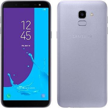 Samsung Galaxy J6 Duos fialový (SM-J600FZVUORX)