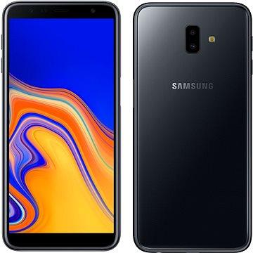 Samsung Galaxy J6+ Dual SIM čierna (SM-J610FZKNORX)