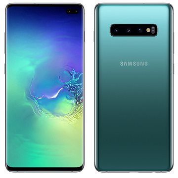 Samsung Galaxy S10+ Dual SIM 128GB zelená (SM-G975FZGDORX)