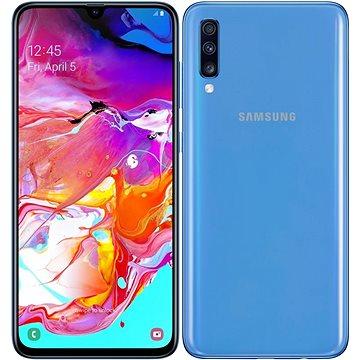 Samsung Galaxy A70 Dual SIM modrá (SM-A705FZBUORX)