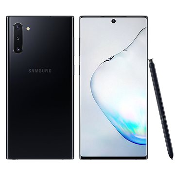 Samsung Galaxy Note10 Dual SIM černá (SM-N970FZKDORX)
