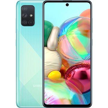 Samsung Galaxy A71 modrá (SM-A715FZBUORX)