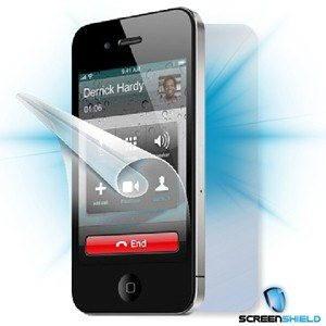 ScreenShield pro iPhone 4S pro celé tělo telefonu (APP-IPH4S-B)
