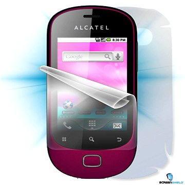 ScreenShield pro Alcatel One Touch 908 na celé tělo telefonu (ALC-OT908-B)