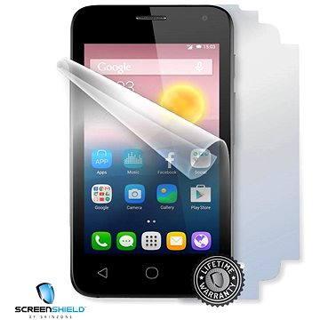 ScreenShield pro Alcatel One Touch 4024D Pixi First na celé tělo telefonu (ALC-OT4024DPF-B)