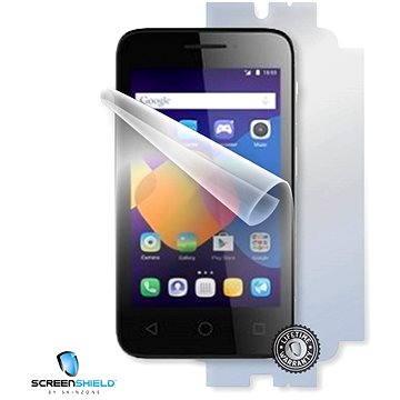 ScreenShield pro Alcatel One Touch 4027D Pixi 3 na celé tělo telefonu (ALC-OT4027D-B)