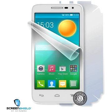 ScreenShield pro Alcatel One Touch Pop D5 5038D na celé tělo telefonu (ALC-OT5038D-B)