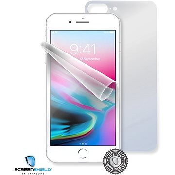 Screenshield APPLE iPhone 8 Plus na celé tělo (APP-IPH8P-B)