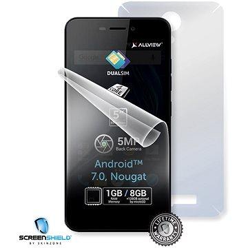 Screenshield ALLVIEW A8 Lite na celé tělo (ALL-A8LT-B)