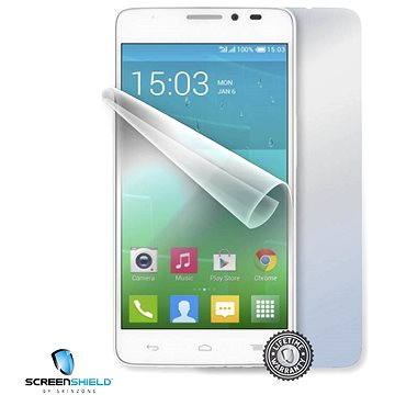 ScreenShield pro Alcatel One Touch 6043D Idol X+ na celé tělo telefonu (ALC-OT6043D-B)