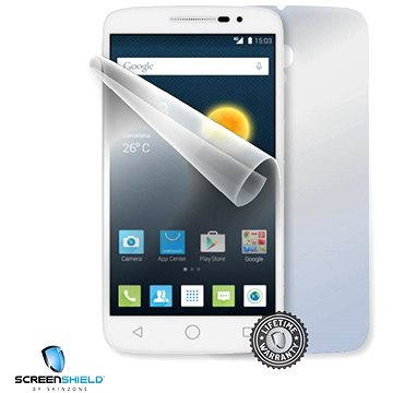 ScreenShield pro Alcatel OneTouch Pop 2 7043K na celé tělo telefonu (ALC-OT7043K-B)