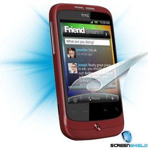 ScreenShield pro HTC Wildfire na displej telefonu (HTC-WF-D)