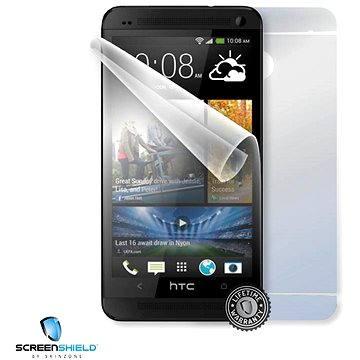 ScreenShield pro HTC One (M7) Dual sim na celé tělo telefonu (HTC-ONEM7D-B)