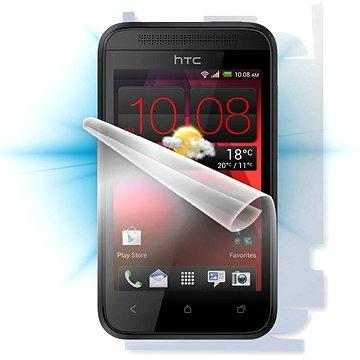 ScreenShield pro HTC Desire 200 na celé tělo telefonu (HTC-DES200-B)