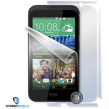 ScreenShield pro HTC Desire 320 na celé tělo telefonu (HTC-D320-B)