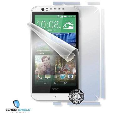 ScreenShield pro HTC Desire 510 na celé tělo telefonu (HTC-D510-B)