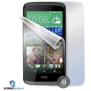 ScreenShield pro HTC Desire 526G na celé tělo telefonu (HTC-D526G-B)