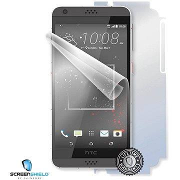 ScreenShield pro HTC Desire 530 na celé tělo telefonu (HTC-D530-B)