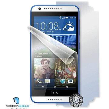ScreenShield pro HTC Desire 620 na celé tělo telefonu (HTC-D620-B)
