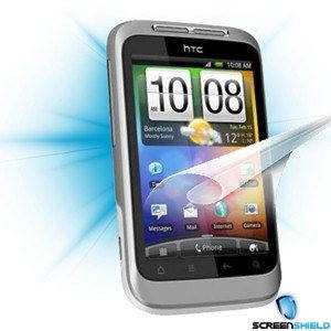 ScreenShield pro HTC Wildfire S na displej telefonu (HTC-WFS-D)