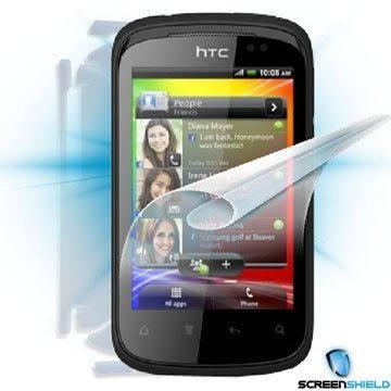 ScreenShield pro HTC Explorer Pico celé tělo telefonu (HTC-EXP-B)