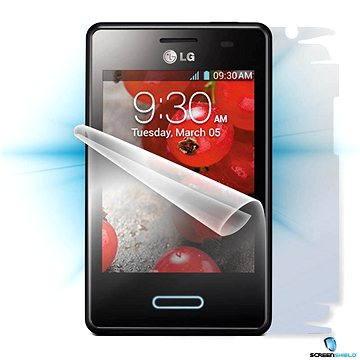 ScreenShield pro LG Optimus L3 II (E430) na celé tělo telefonu (LG-E430-B)