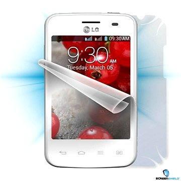 ScreenShield pro LG Optimus L3 II Dual (E435) na celé tělo telefonu (LG-E435-B)