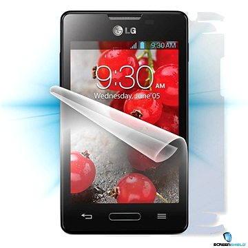 ScreenShield pro LG Optimus L4 II (E440) na celé tělo telefonu (LG-E440-B)