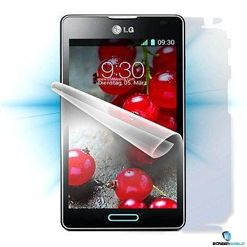 ScreenShield pro LG Optimus L7 II (P710) na celé tělo telefonu (LG-P710-B)